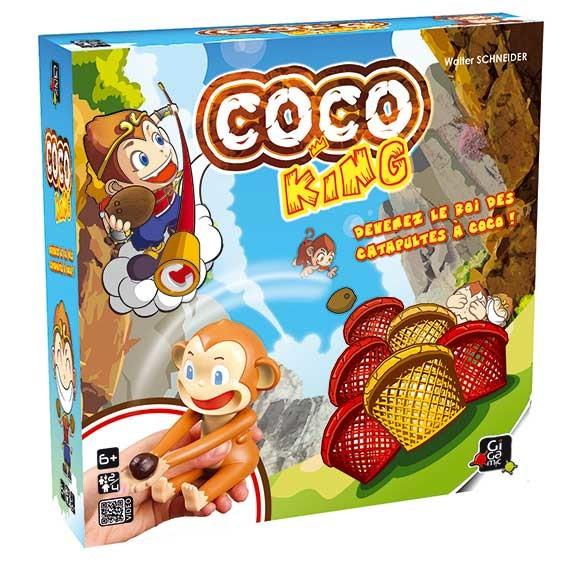 Qui veut être le roi des cocos ?