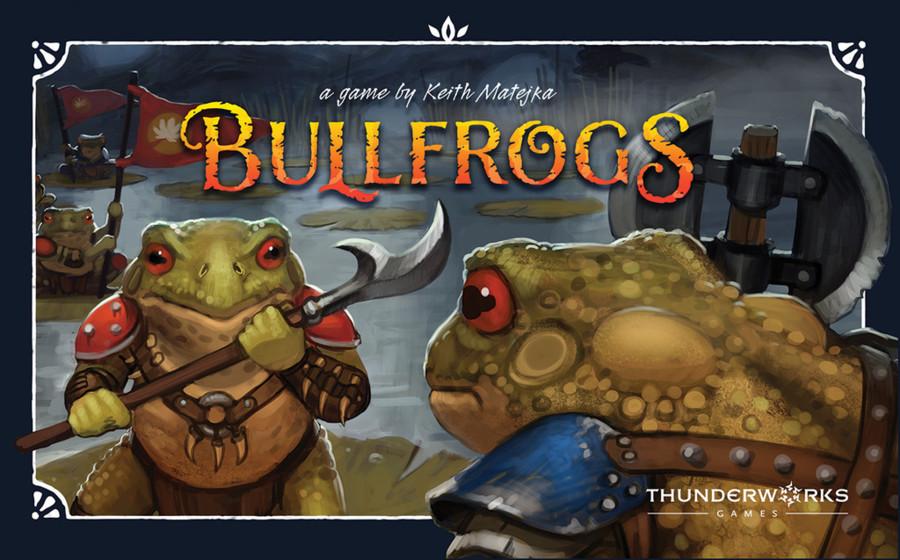 Bullfrogs™