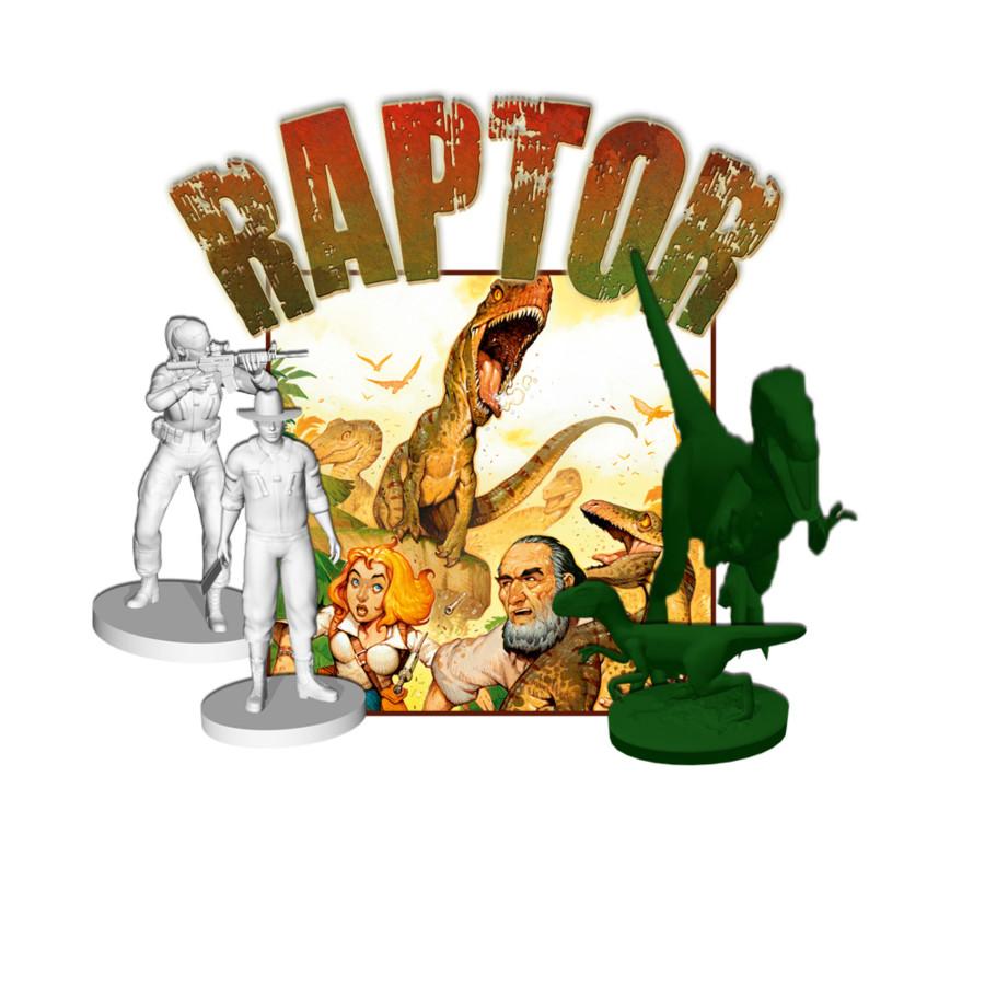 RAPTOR : Les règles en 3D