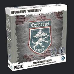 Dust Tactics : Operation Cerberus