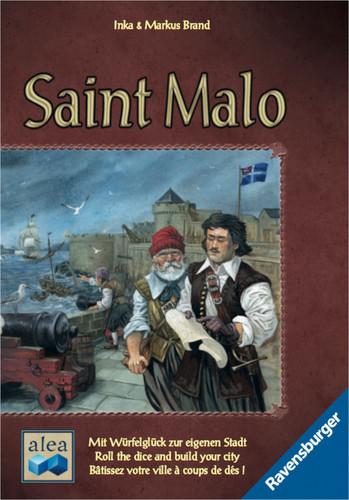 Saint Malo, son port, ses dés...
