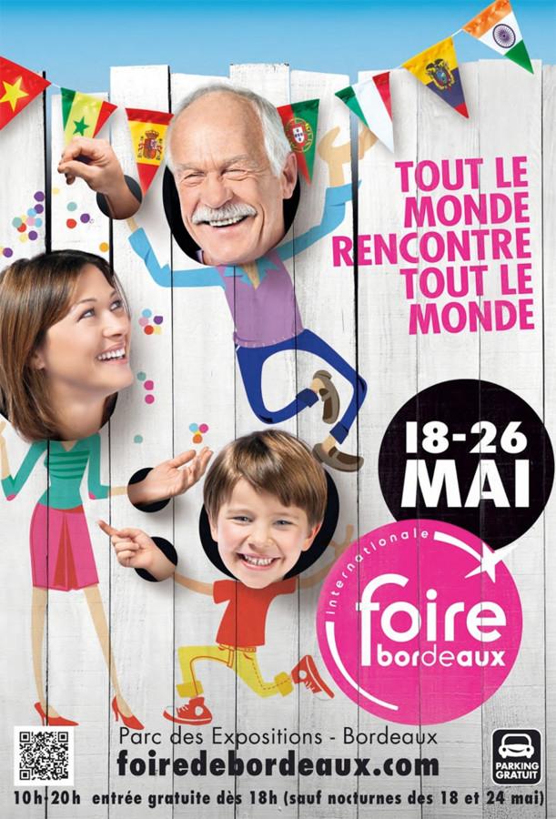 La foire internationale de Bordeaux 2013