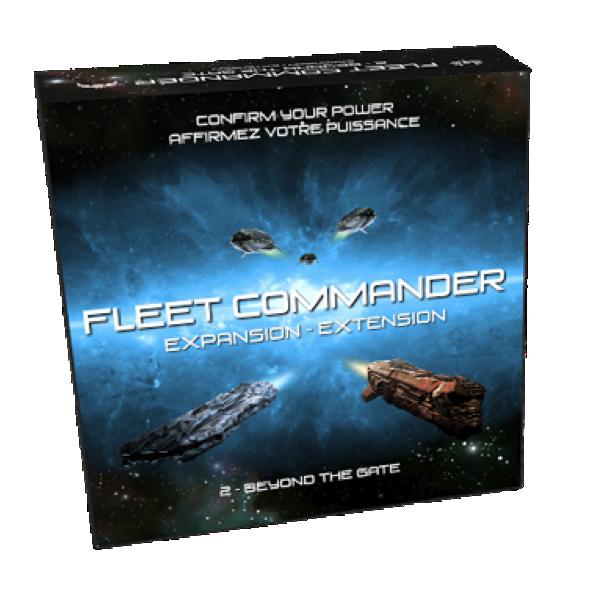 Fleet Commander Extension(s) : L'espace en 3B