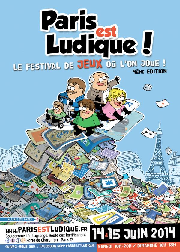 Paris est Ludique 2014