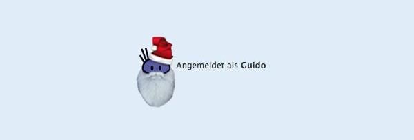 Die Weihnachtskarte aus der Redaktion