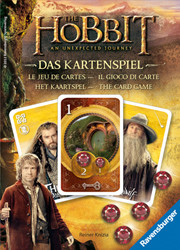 The Hobbit: An Unexpected Journey - Le jeu de cartes