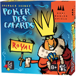 Le Poker des cafards Royal
