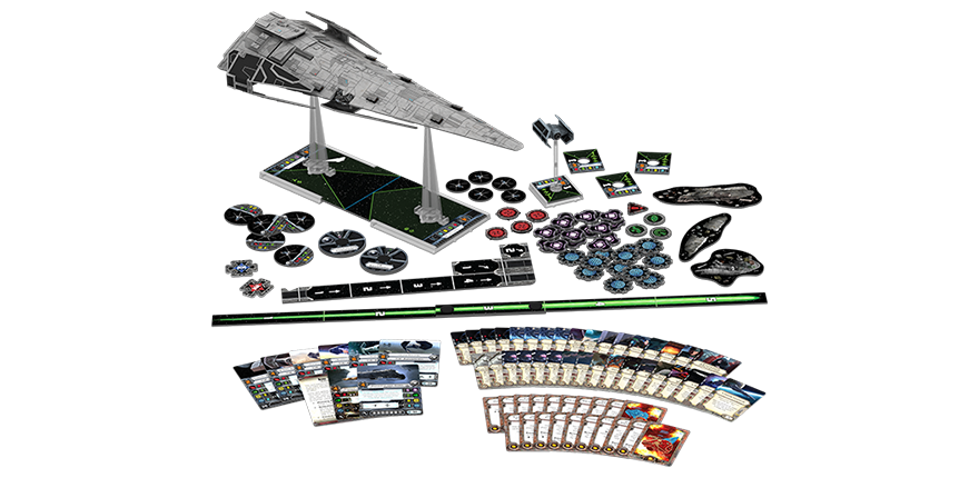 X-Wing - Miniatures Game : raider impérial