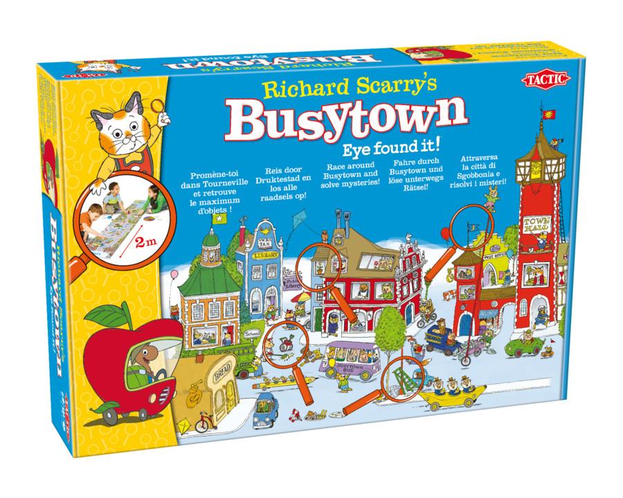 Busytown: Eye found it! Game