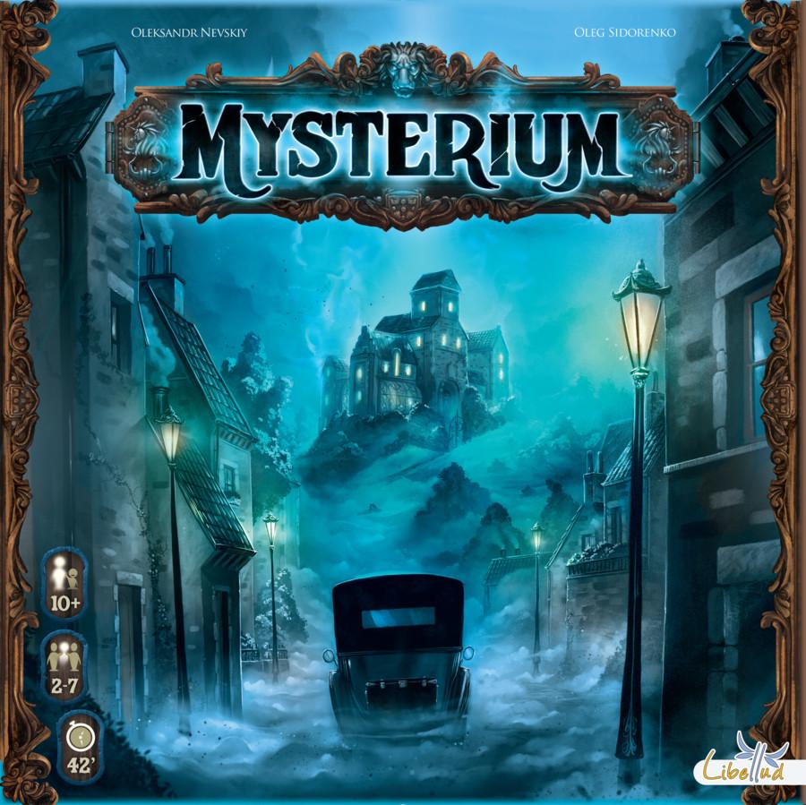 Mysterium: le programme des prochaines séances de spiritisme.
