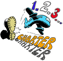 1, 2, 3... Charter