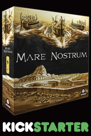 Mare Nostrum, les prochains Paliers