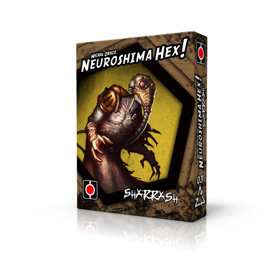 Neuroshima Hex : Army Pack - Sharrash