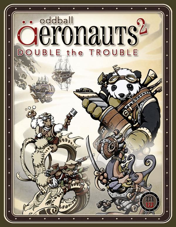 oddball Aeronauts 2: Double the Trouble