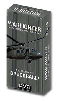 Warfighter : Expansion 5 - Speedball