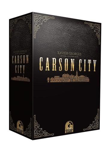 Carson CiTY : comment tout a commencé (partie 2)