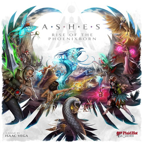 Ashes, rise of the PhoenixBorn, en anglais à Essen puis en Français...