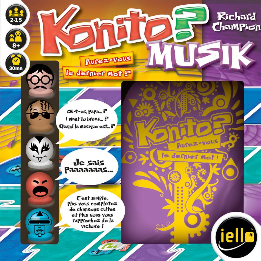 Konito connait la musik, et vous ?