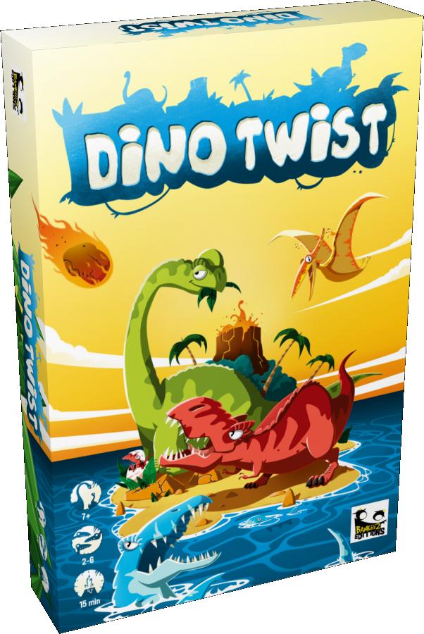 des nouvelles de l'île de Twist