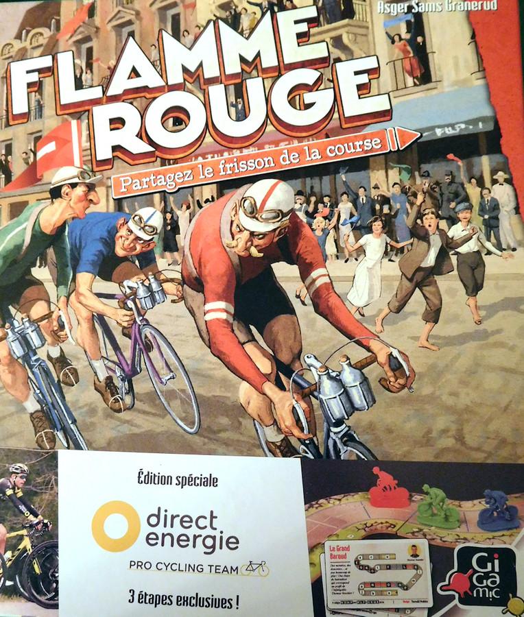 Jeux A Thème  Sur le Vif   Review de Flamme rouge ! Si simple et pourtant  si efficace !!! - Actualités - Tric Trac 302fbdc00