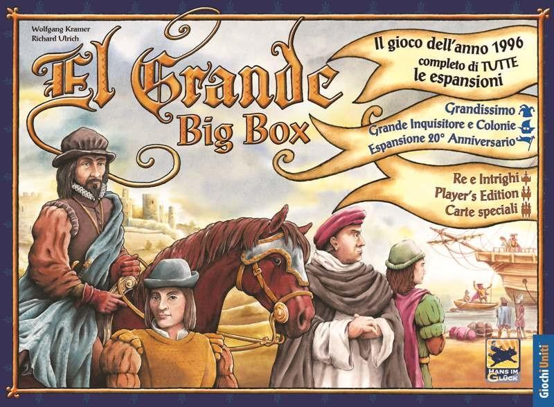 El Grande Big Box, bon anniversaire !