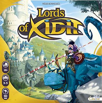 Vergleich: Himalaya und Lords of Xidit
