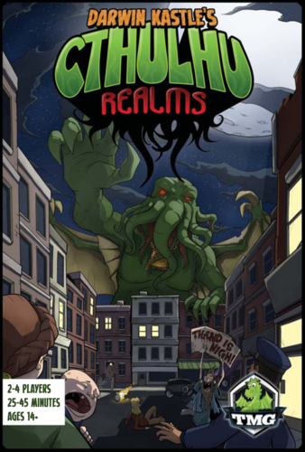 Star Realms mit Cthulhu