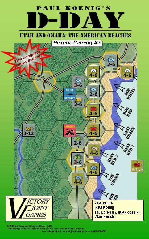 Paul Koenig's D-Day: Utah and Omaha