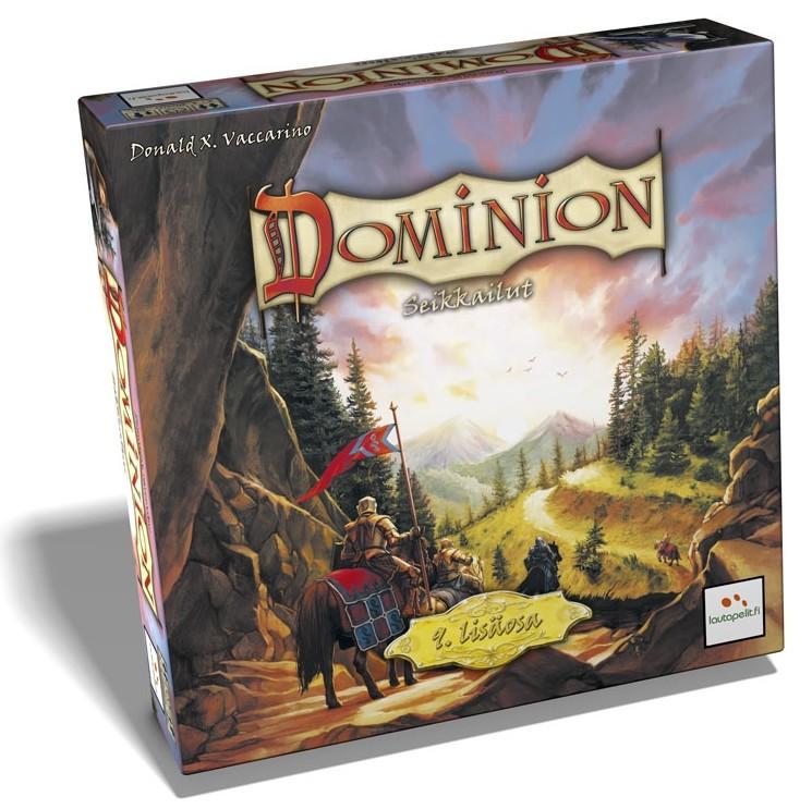 Dominion : Seikkailut