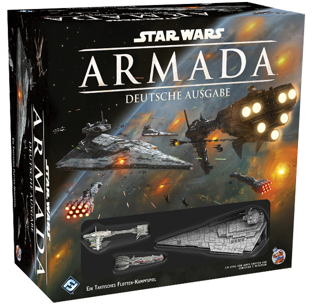 Star Wars Armada: Weißt du eigentlich, was so ein Schiff kostet?
