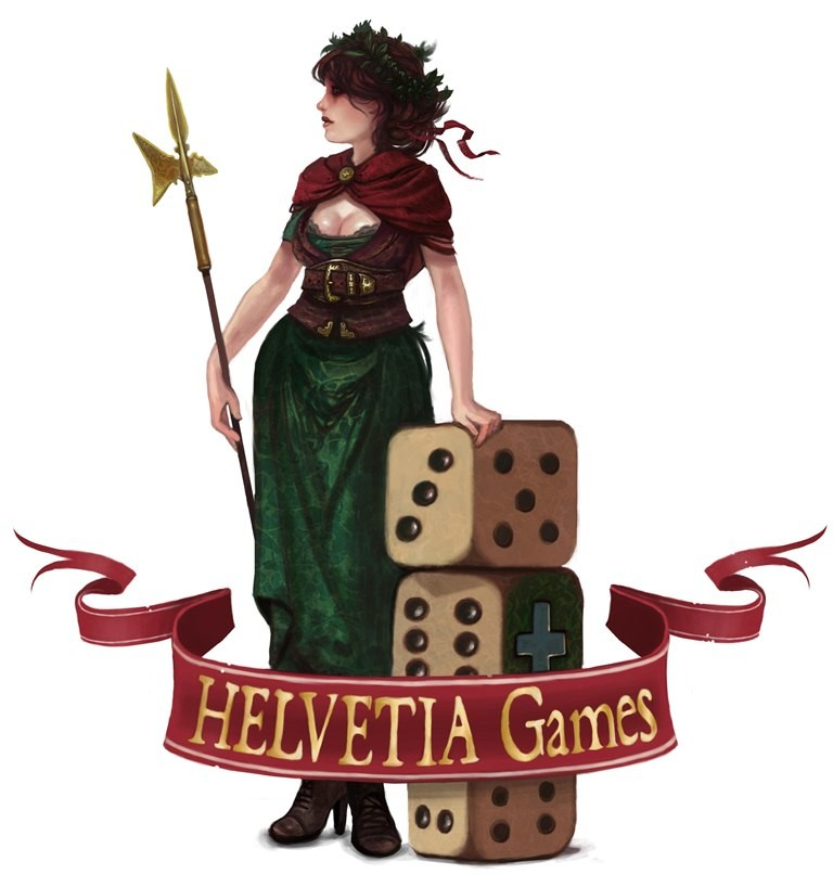 HELVETIA Games à Cannes