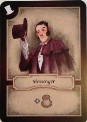 Last Will - Messenger Promo Card