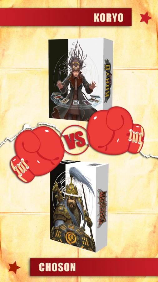 versus : koryo vs choson
