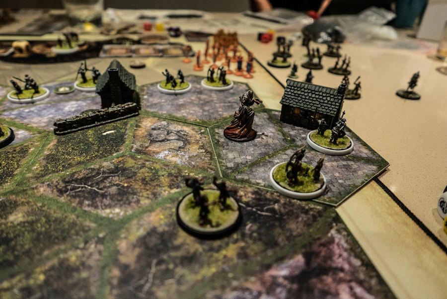Time of Legend : Joan of Arc 1.5 - La peste