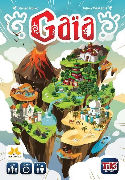 Gaia: Schöpfen, beleben und versorgen