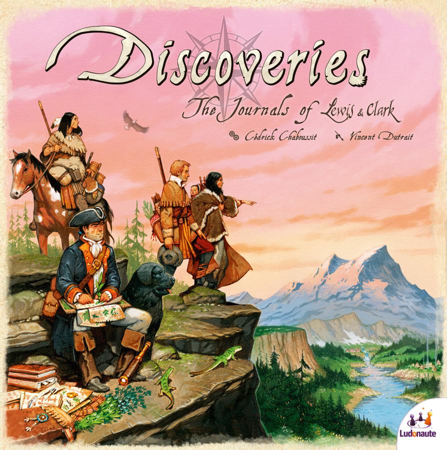 Discoveries, la suite de Lewis & Clark mais non...