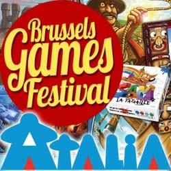 Brussels Atalia Festival, les 15 et 16 Aout