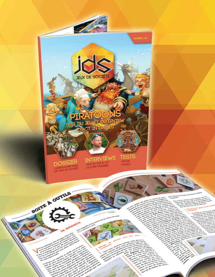 JDS est de retour en abonnement + JDS n°1 gratuit