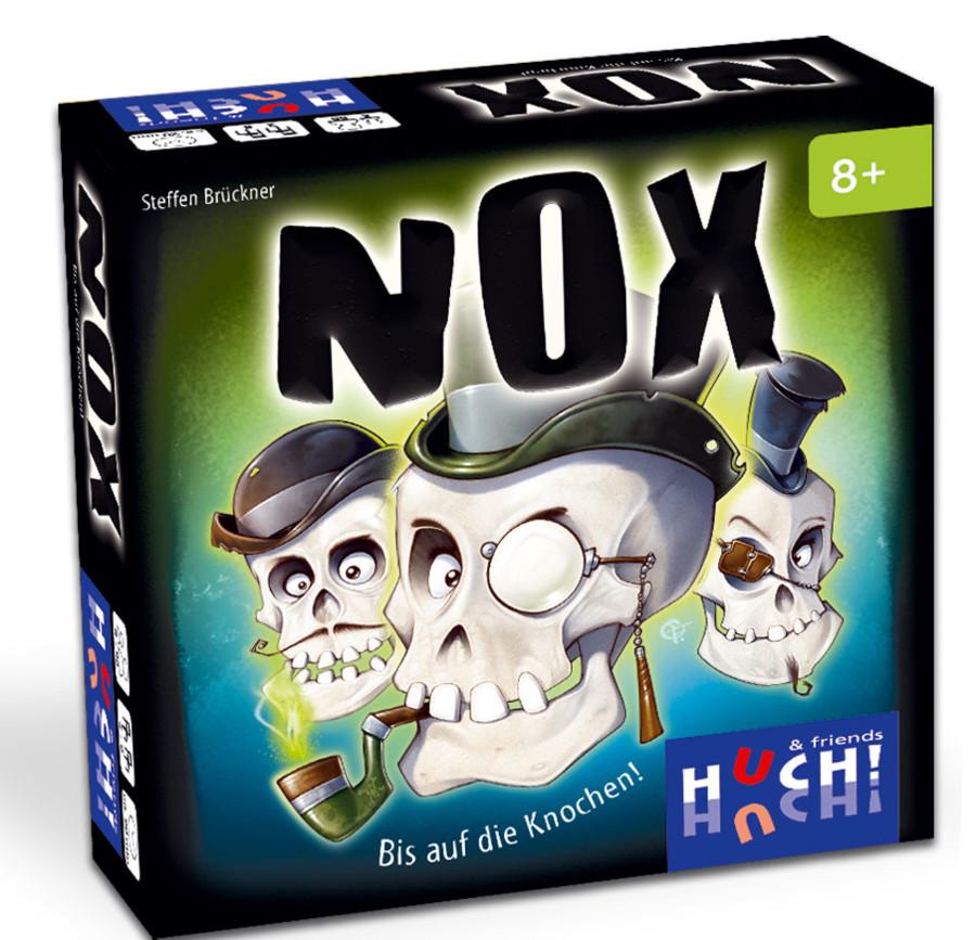 Nox (2012) - Jeu de société - Tric Trac