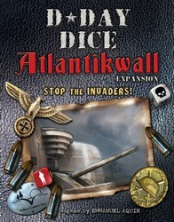 D-Day Dice : Atlantikwall