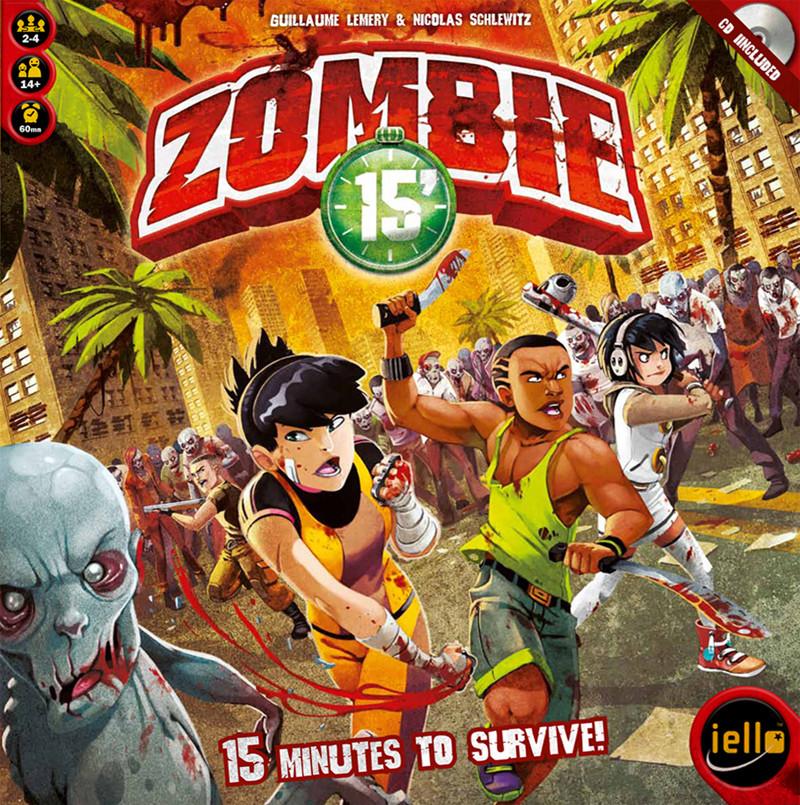 Zombie 15', un Iello Kickstarté...