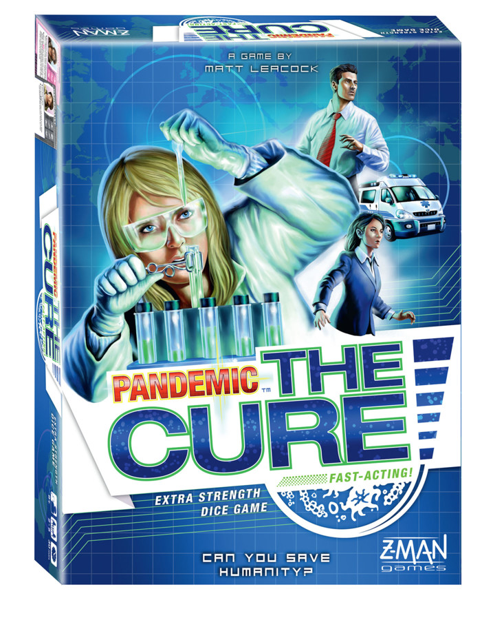 Pandemic : The Cure