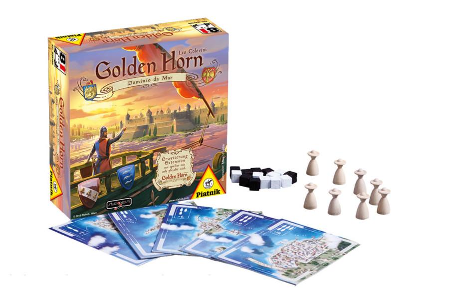 Golden Horn, de l'extension !