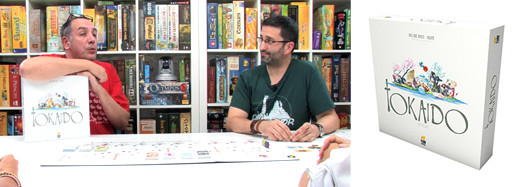 Tokaido, de l'explication