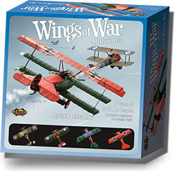 Wings of War : Revised Deluxe Set