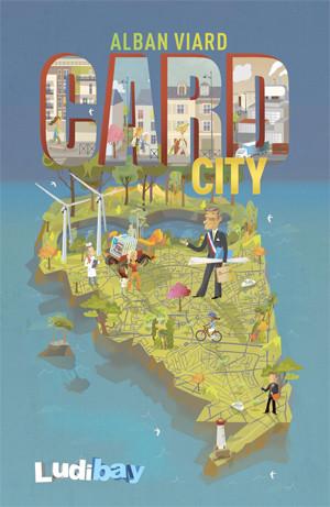 <p>Card City sur votre table</p>
