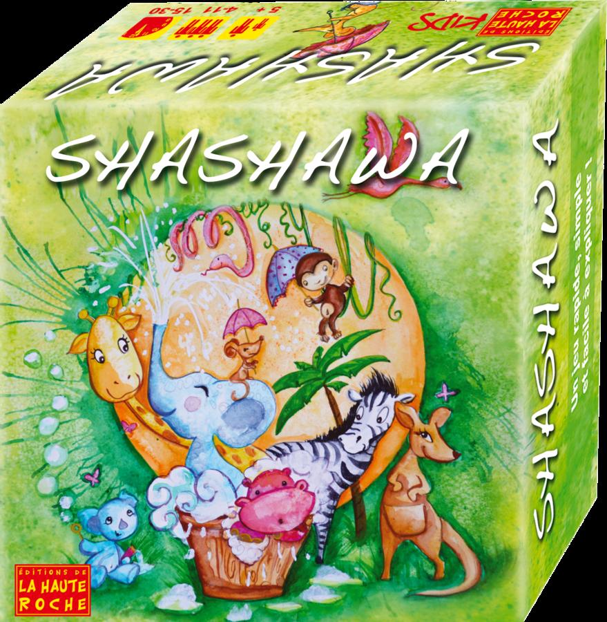 Shashawa