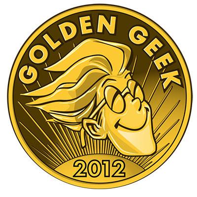 Les Golden Geek : les jeux préférés des geeks américains