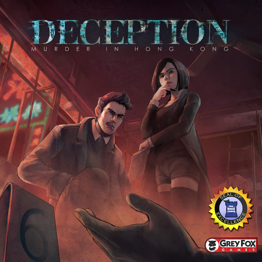 Deception : Murder in Hong Kong, le Mystecluedougarou