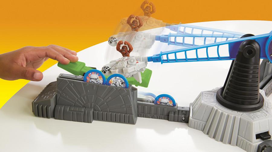 Star Wars Loopin' Chewie chez Hasbro !